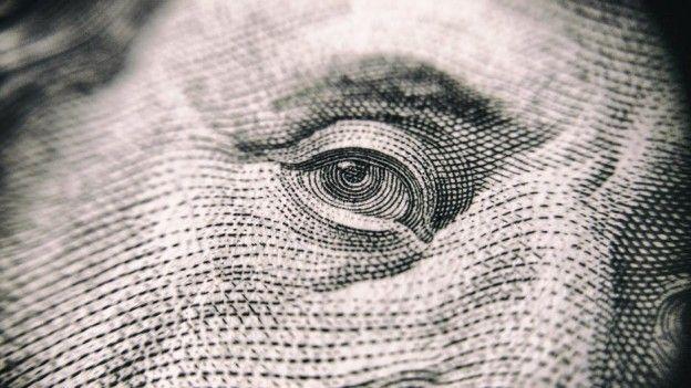 Dollar Bill Hidden Symbol