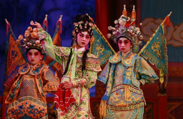 cantonese opera actors