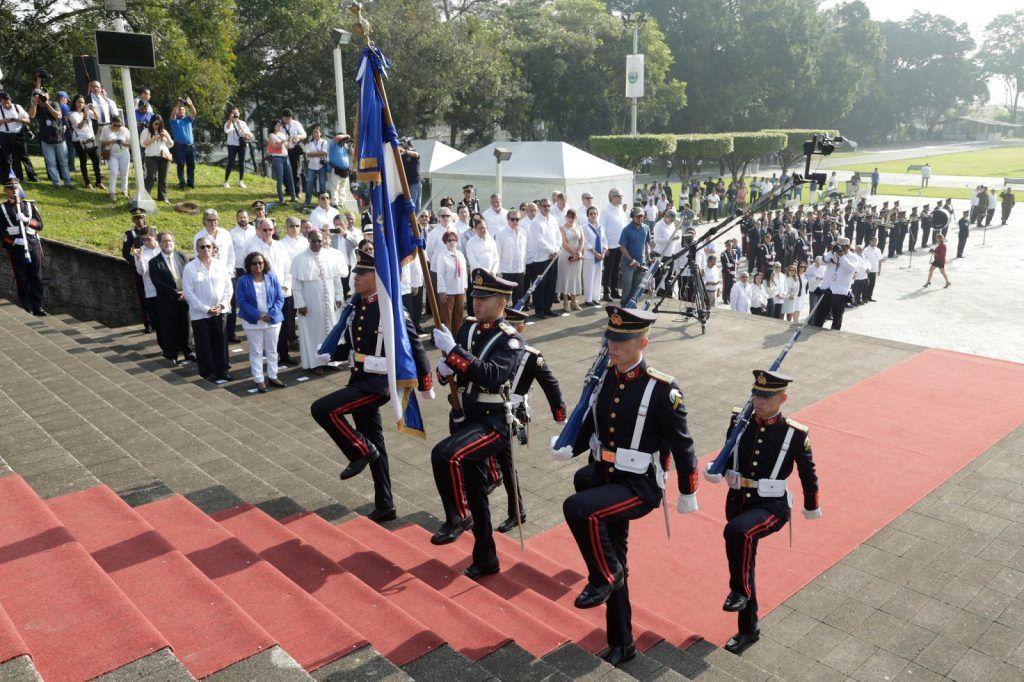 El Salvador independence day celebrations