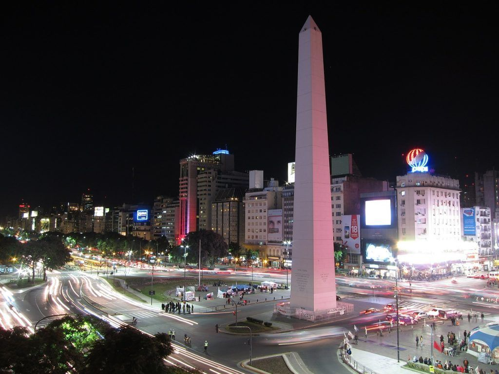 Argentina's Capital Buenos Aires