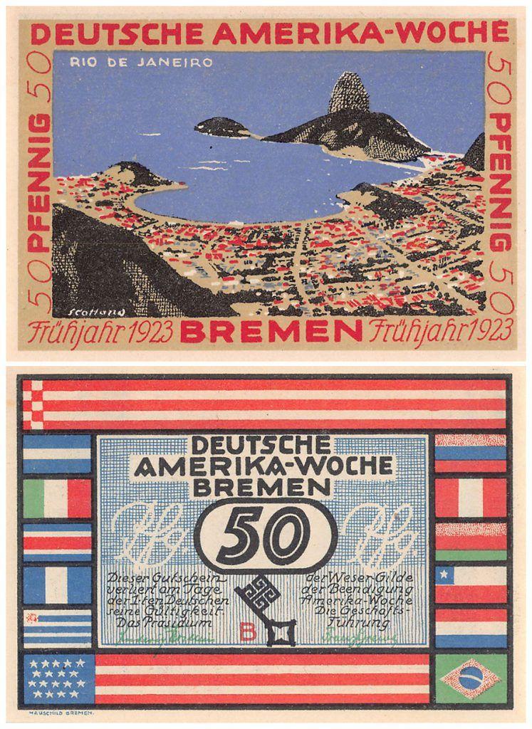 Germany (Bremen) 50 Pfennig | 1923 |