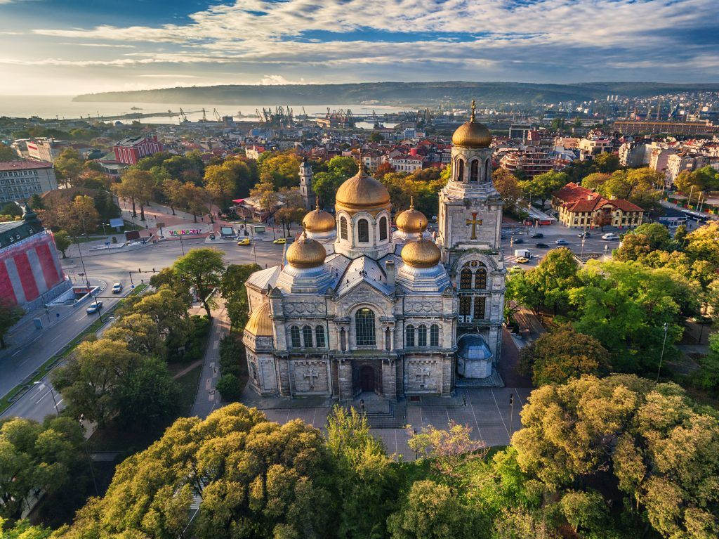 Cathedral of the Assumption | Varna, Bulgaria |
