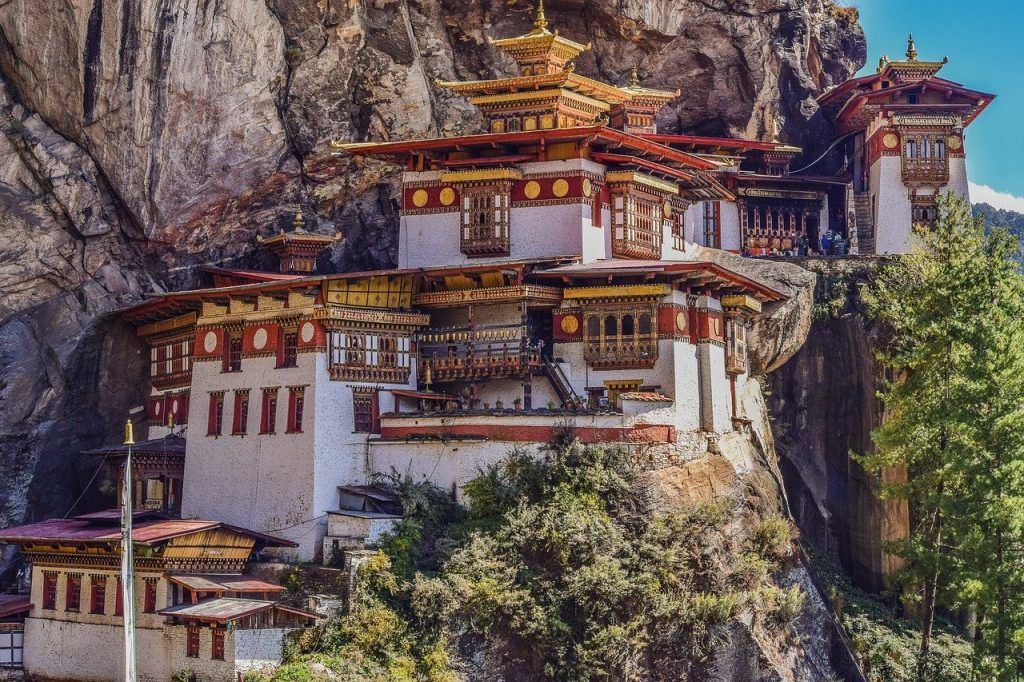 Bhutan | Tigers nest monstery |