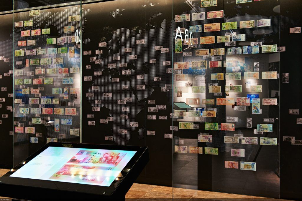 Currency Exhibition