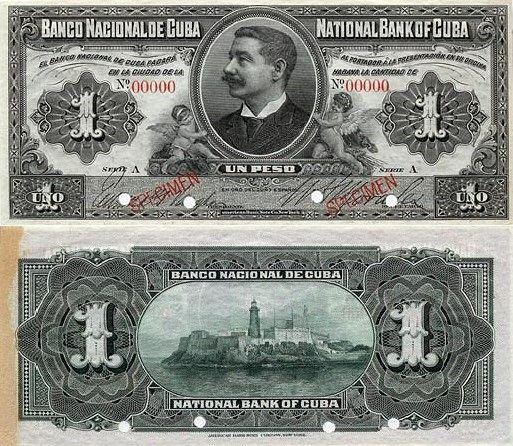 Cuba 1 Peso | 1905 | P-65s |