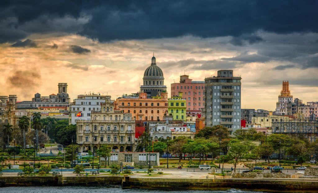 Havana, Cuba City View