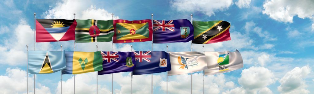 Flags of member states