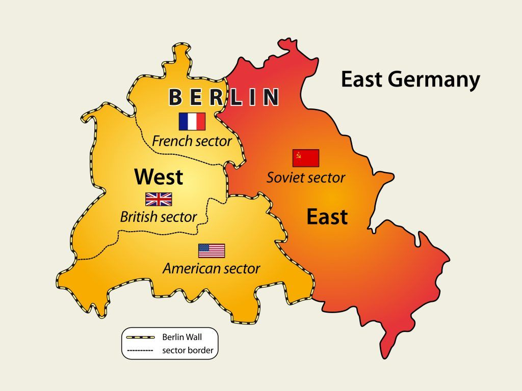 East & west unification meant use of the Deutschemark