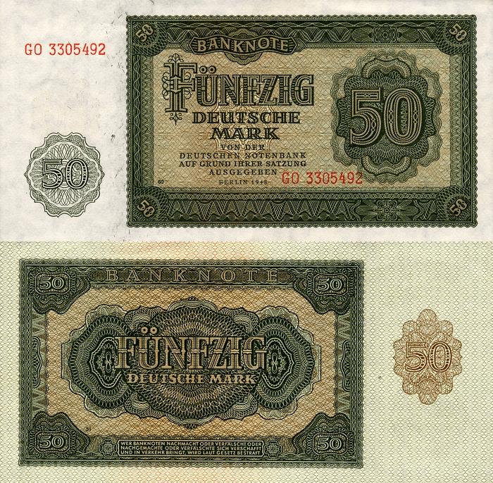 Germany/Democratic Republic 5 Deutsche Mark | 1948 | P-14b |