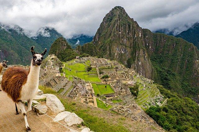 Image of Machu Picchu Peru