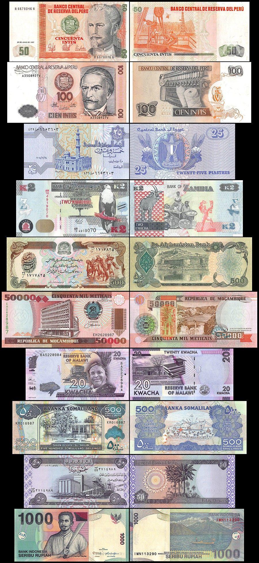 TAJIKISTAN 1000 1,000 Rubles X 5 PCS 1994 P-9 1//20 Bundle UNC