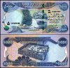 Iraq 5,000 Dinar Banknote, Any Date, Hologram, UNC/NEW/USED