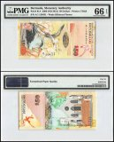 Bermuda 50 Dollars, 2009 - ND 2012, P-61A, PMG 66