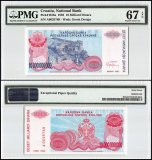 Croatia 10 Milliard - Billion Dinara, 1993, P-R28a, PMG 67