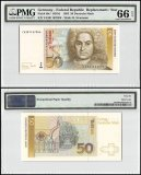 Germany Federal Republic 50 Deutsche Mark, 1993, P-40cr, Replacement, PMG 66