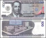 Philippines 100 Piso Banknote, 2012, P-213A, UNC