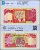 Iraq 25,000 Dinars Banknote, 2010 - 1431, P-96e, UNC, TAP Authenticated
