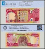 Iraq 25,000 Dinar Banknote, 2018, P-102c, UNC, TAP Authenticated