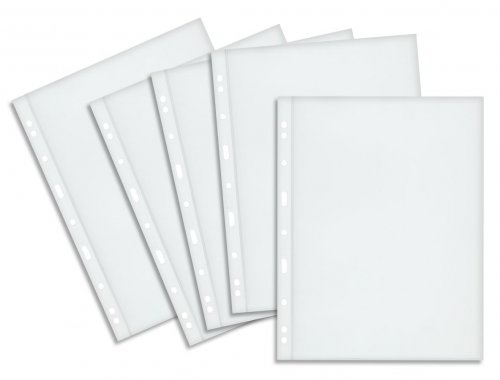 1 - Pocket Graded Banknote Album Pages, 5 Pack, Clear Sleeves, Refill Pages - Accessories