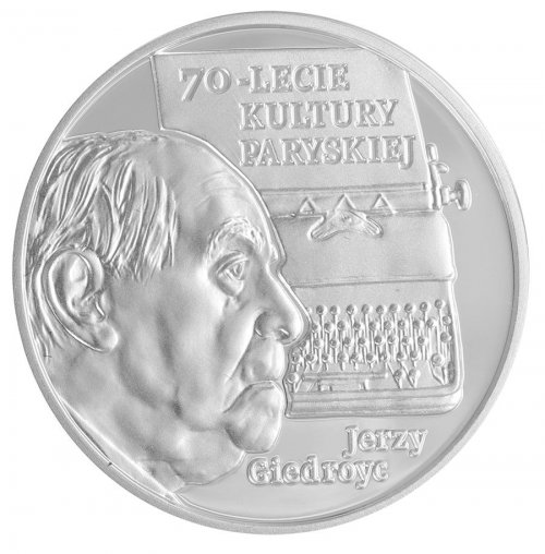 Poland 10 Zlotych 14g Silver Proof Coin, 2017, Mint