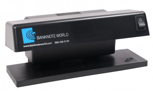 Banknote world Black Light UV - Ultraviolet Counterfeit Currency Detector