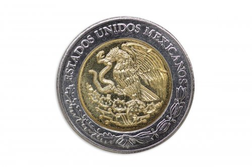 Mexico 5 Pesos, 2009, KM#910, Mint, Bicentenary Independence Coin - Pedro Moreno